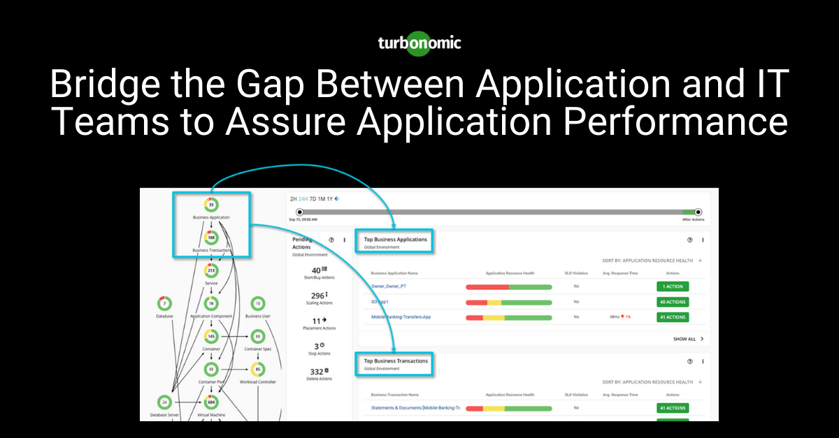 Bridging the Gap with APM and ARM