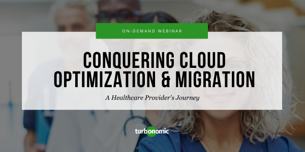 Conquering Cloud Optimization & Migration