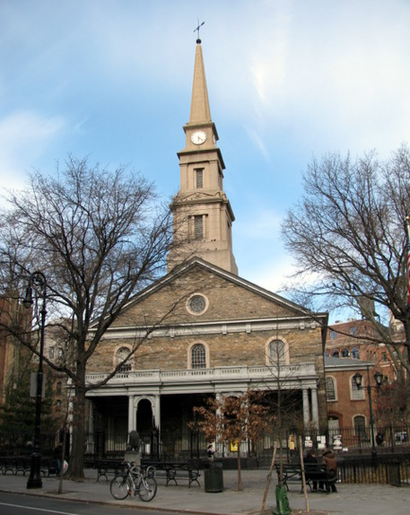 Church of St. Mark's In-The-Bowery