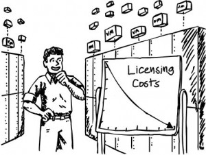 reduce-licensing-costs