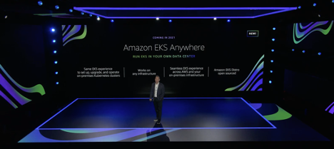 Amazon EKS Anywhere