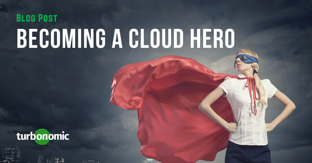 Becoming a Cloud Hero