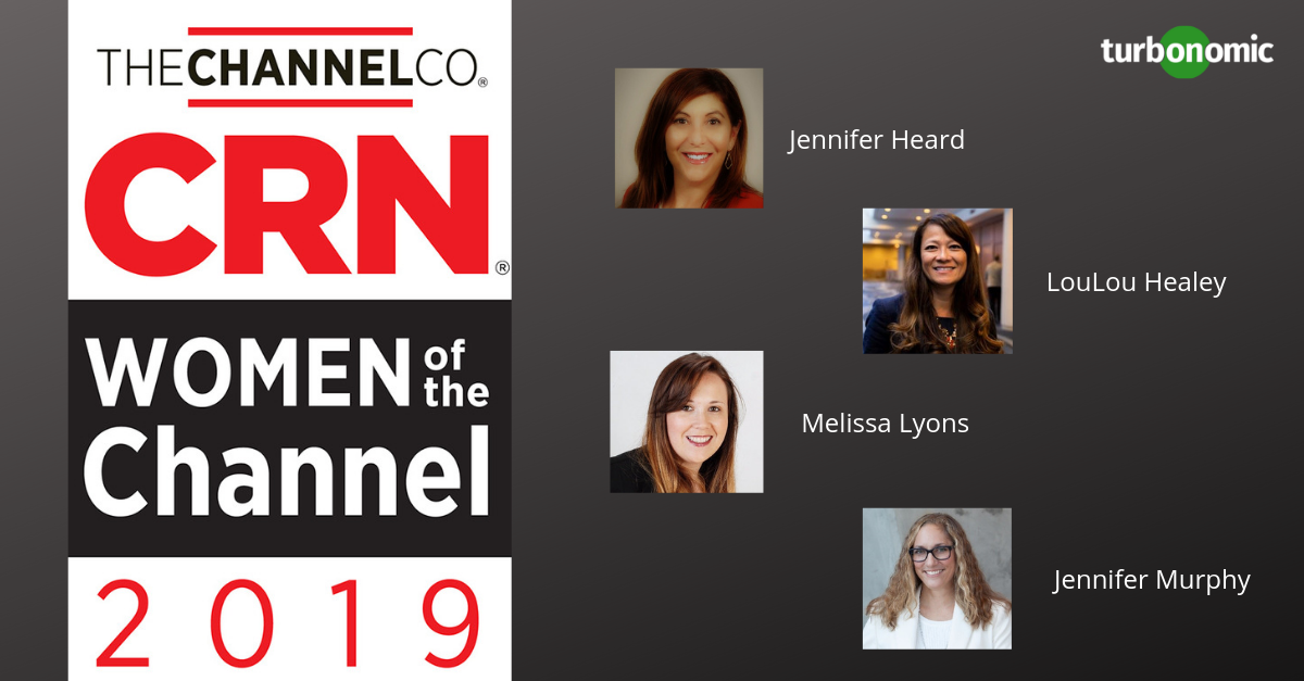 CRN Women of the Channel 2019