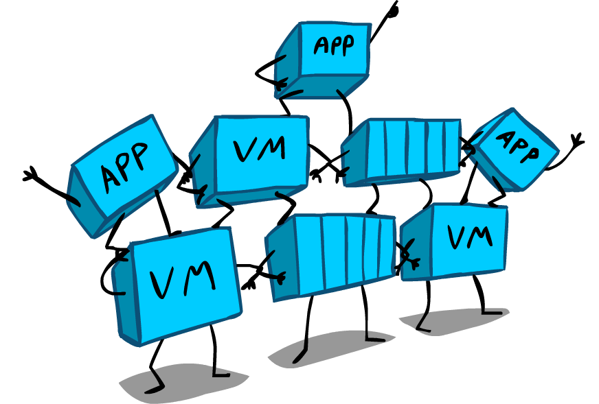 SelfOrganizing_VMs_Containers_Apps