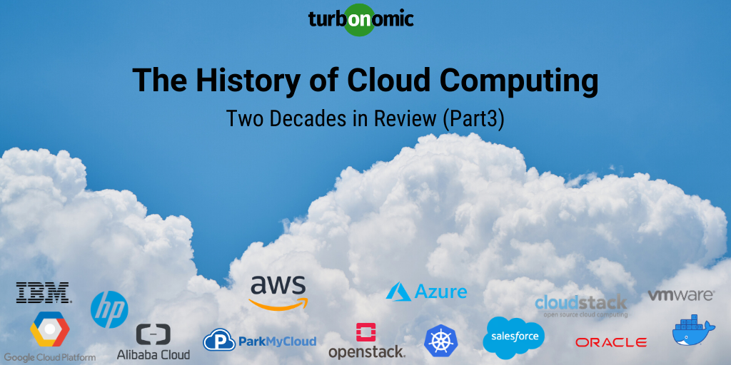 The History of Cloud Computing: Two Decades in Review (Part 3)
